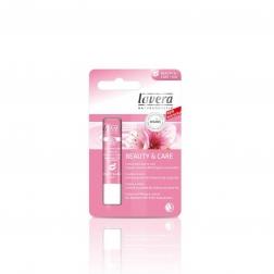 Lavera Balzám na rty Beauty & Care růže, Lips 2014 4,5 g