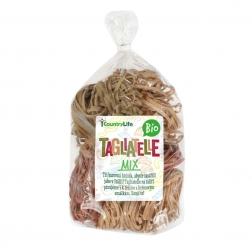 Těstoviny tagliatelle mix 400 g BIO COUNTRY LIFE