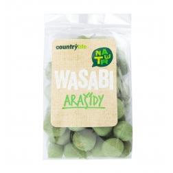 Wasabi arašídy 100 g COUNTRY LIFE