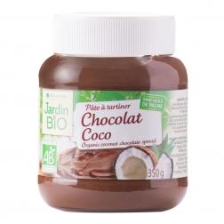 Pomazánka čokoládovo-kokosová 350 g BIO JARDIN BIO