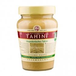 Makedonské výběrové tahini z loupaného sezamu, 300 g