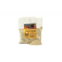 Ovesná mouka celozrnná - Natural 300g