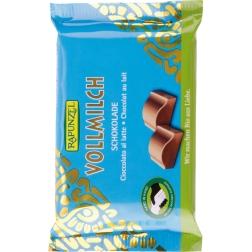 Bio mléčná čokoláda RAPUNZEL 100 g