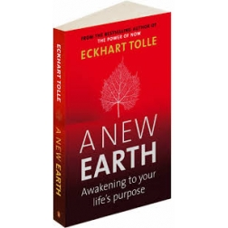 A NEW EARTH, ECHART TOLLE