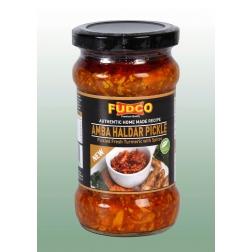 Pickle KURKUMA 300 g FUDCO
