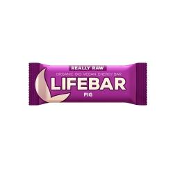 Lifebar fíková BIO RAW 47 g