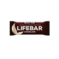 Lifebar čokoládová BIO RAW 47 g