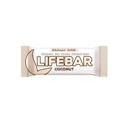Lifebar kokosová BIO RAW 47 g