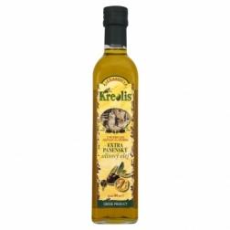 Olivový olej extra panenský Kreolis 500ml