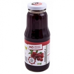 BIO SIRUP 100 % ovocný - BRUSINKA 300ml WELLBERRY