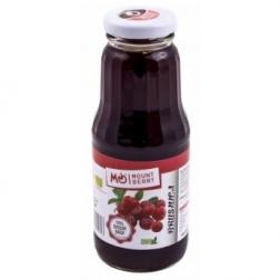 BIO SIRUP 100 % ovocný - BRUSINKA 300ml WELLBERRY