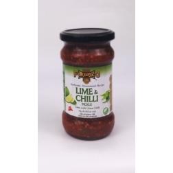 Pickle LIMETKA + ČILI 300 g FUDCO