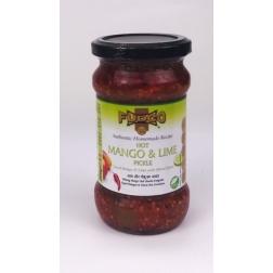 Pickle MANGO + LIMETKA 300 g FUDCO