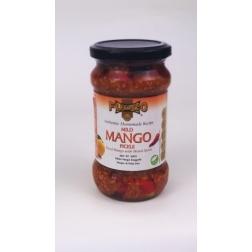 Pickle MANGO (jemně pálivé) 300 g FUDCO