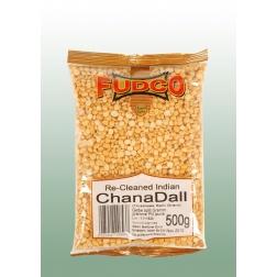 Chana luštěnina půlená 500 g FUDCO