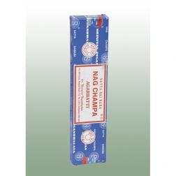 Vonné tyčinky - NAG CHAMPA - MODRÉ 15 g D N M
