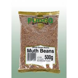 Muth fazole - k nakličování 500 g FUDCO