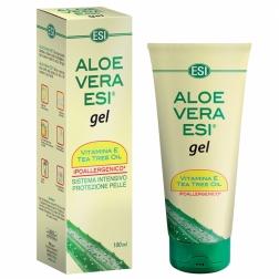Aloe vera gel s vit. E a Tea-tree 100 ml ESI