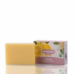 Rostlinné mýdlo CITRON 100 g ALMACABIO