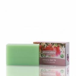 Rostlinné mýdlo ČAJOVNÍK 100 g ALMACABIO
