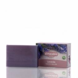 Rostlinné mýdlo LEVANDULE 100 g ALMACABIO