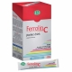 FERROLIN C drink - železo + vit. C - sada mini drinků 24 x 20 ml ESI