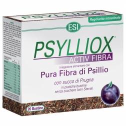 PSYLLIOX - psylium - dobré trávení - aktivní vláknina 20 x 6 g ESI