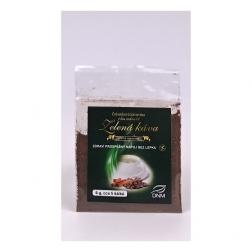 VZOREK Zelená káva -CAPPUCCINO 6 g DNM