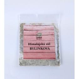 VZOREK Himalájská sůl jemná BYLINKOVÁ, 5 g, AYURVITA