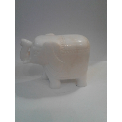 SLON mramor bílý