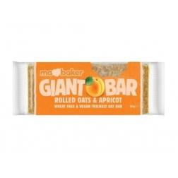 Tyčinka ovesná Obří Giant bar MERUŇKOVÁ 90g