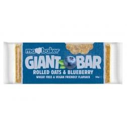 Tyčinka ovesná Obří Giant bar BORŮVKOVÁ 90g