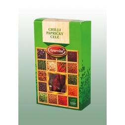 Chilli papričky celé 20 g DNM