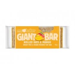 Tyčinka ovesná Obří Giant bar MANGO 90g