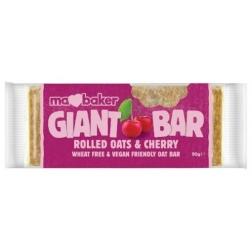 Tyčinka ovesná Obří Giant bar VIŠŇOVÁ 90g