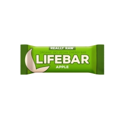 Lifebar jablečná BIO RAW tyčinka