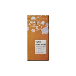 Bio mléčná čokoláda KARAMEL VIVANI 100 g