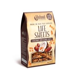 LIFE SWEETS Pohánky kokosové BIO RAW 100g lifefood