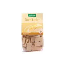Bio sýrové krekry bio*nebio 130 g