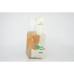 Cukr přírodní krupice 1 kg (NATURAL)