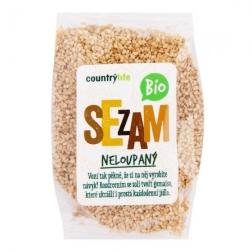 Sezam neloupaný 100 g BIO COUNTRY LIFE