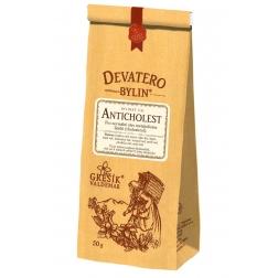 Anticholest čaj 50g Grešík