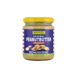 Bio arašídová pomazánka křupavá RAPUNZEL 250 g