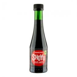Shoyu sójová omáčka 200 ml BIO COUNTRY LIFE