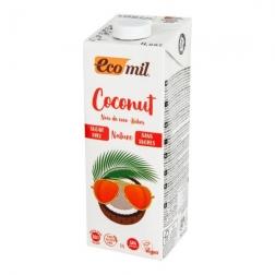 Nápoj z kokosu nature 1 l BIO ECOMIL
