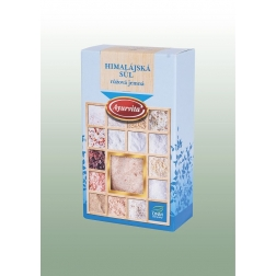 Sůl Himalájská růžová jemně mletá 100 g DNM