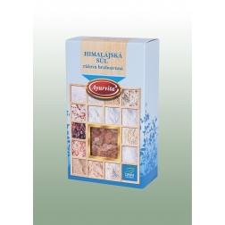 Sůl Himalájská růžová hrubozrnná (2 - 5 mm) 100 g DNM