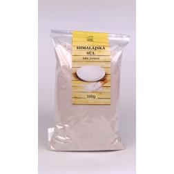 Sůl Himalájská bílá jemně mletá 500 g DNM