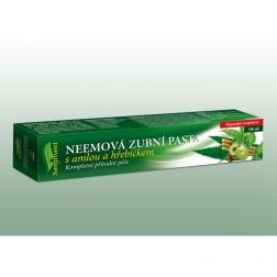 Neemová zubní pasta (gel) s amlou a hřebíčkem SANJIVANI 100 ml DNM
