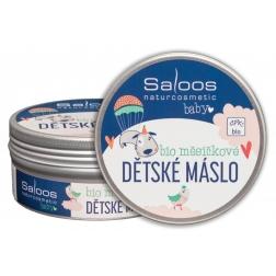 Bio dětské měsíčkové máslo 150ml Saloos